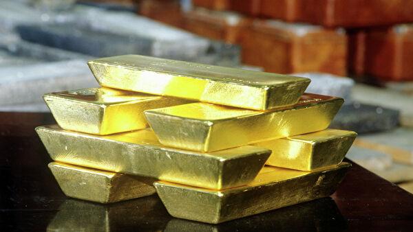 Орос алт олборлолтоо бууруулжээ