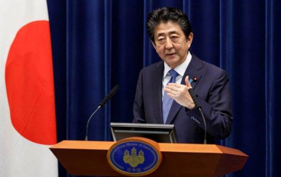 Японы Ерөнхий сайд Абэ Шинзо ард иргэдээсээ уучлалт гуйв