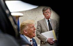 Трамп Хойд Солонгосын асуудалд Жон Болтоныг буруутгав