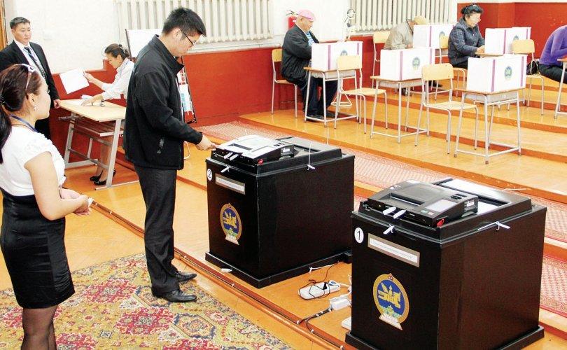 Тахлын үеийн Монголын сонгууль ба дэлхийн хэвлэлүүд