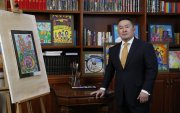 Монгол Улсын Ерөнхийлөгч Х.Баттулга  баярын мэндчилгээ дэвшүүллээ