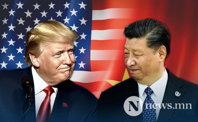 АНУ: Хятадын Ерөнхий консулын газрыг хаахыг шаардав