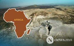 Африкт шинээр далай үүсч байгааг геологичид баталжээ