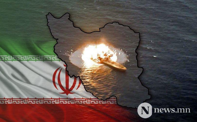 """Иран """"газар доорх пуужингийн хот"""" байгуулсан гэв"""