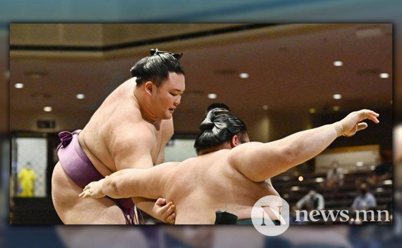 Хакүхо, Тамаваши, Тэрүнофүжи нар ээлжит ялалтаа байгууллаа