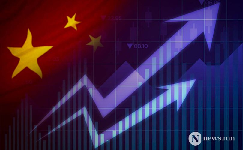 Хятадын эдийн засаг цар тахлын дараа анх удаа өссөн үзүүлэлттэй гарчээ