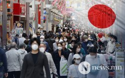 Японд Covid-19 халдварын тохиолдлын тоо нэмэгдэв