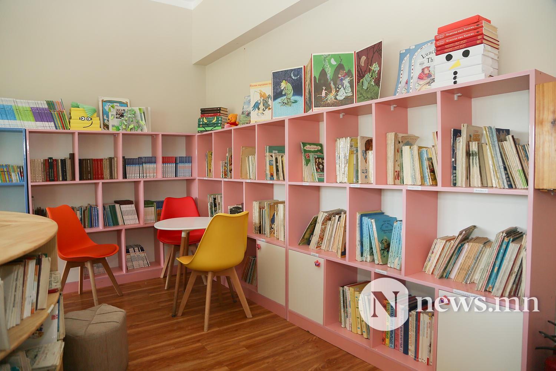 хүүхдийн номын сан 14