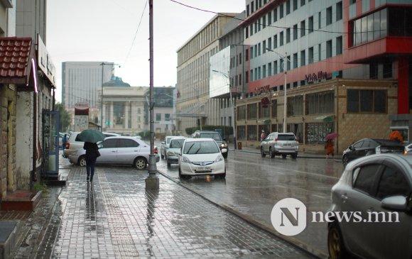 Улаанбаатарт 22 градус дулаан, аадар бороо орно