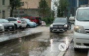 Улаанбаатарт аадар бороо орно