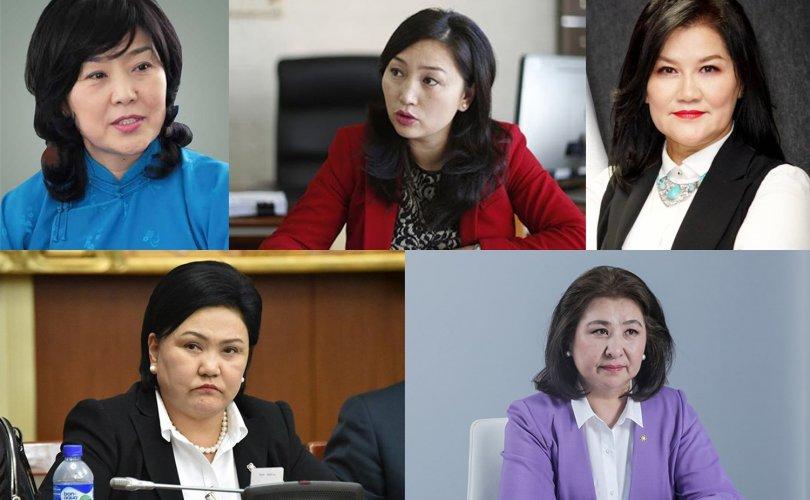 Засгийн газрын кабинетэд эмэгтэйчүүдийн квот үйлчлэх үү?