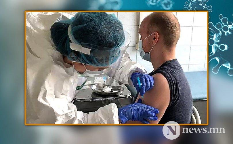 ЭМЯ: Хандив болон тодорхой хэмжээний мөнгөөр вакцин авна