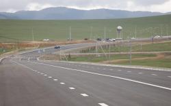 Налайх дүүргийн 4.4 км авто замын эхний ээлжийн 3.5 км замын зорчих хэсгийг нээлээ