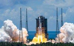Хятад улс Ангараг гаригийг судлах анхны төхөөрөмжөө хөөргөлөө