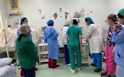 Нярайн болон эх барих, эмэгтэйчүүдийн эрчимт эмчилгээ, мэдээгүйжүүлэлтийн тусламж, үйлчилгээний бэлэн байдалд дэмжлэгт хяналт хийлээ