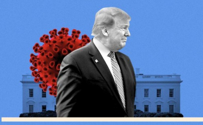 Дональд Трамп: АНУ-д тархсан халдварын 99 хувь нь аюулгүй