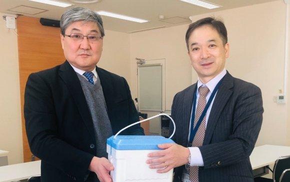 Японд суугаа Монголын ЭСЯ цар тахлын үеэр ямар ажил амжуулав?