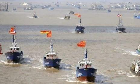 Хятад загасчид Галапагос арлын эко системд аюул учруулж болзошгүй
