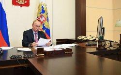 Путин Монгол-ОХУ-ын иж бүрэн стратегийн түншлэлийн гэрээг соёрхов