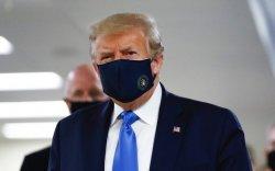 Трамп Америкчуудад амны хаалт заавал зүүхийг зөвлөхөөс татгалзав