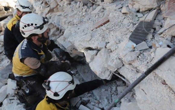 Цагаан дуулгын үүсгэн байгуулагч Сирийн тусламжийн мөнгө шамшигдуулжээ