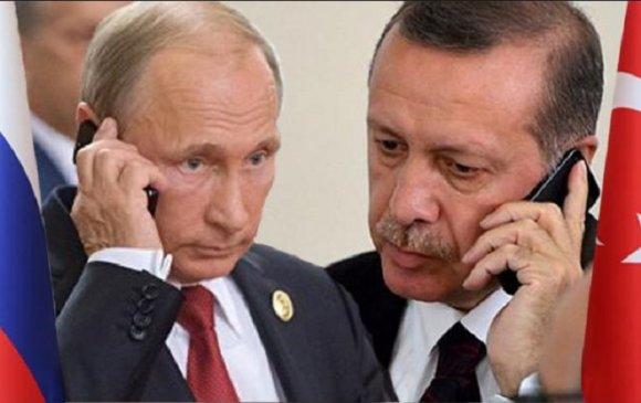 Путин, Эрдоган нар Армени-Азербайжаны хилийн зөрчил хэлэлцэв