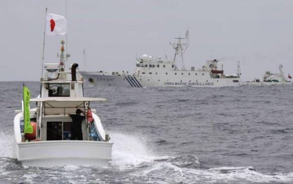 Японы загасчдыг хил зөрчихгүй байхыг Хятад сануулав