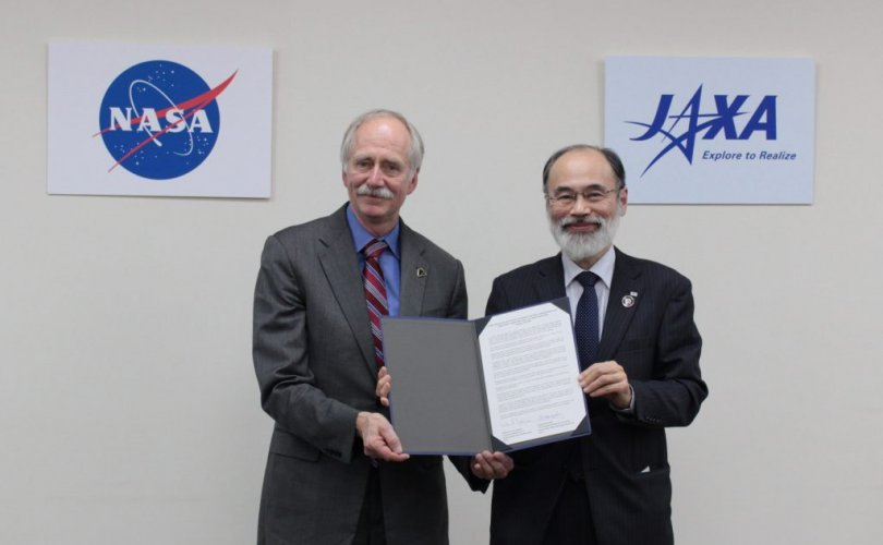 АНУ, Япон сарыг эзэмших төсөлд хамтран ажиллана