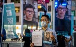 Хонгконгийн ардчилсан хөдөлгөөний тэмцэгч гадаад руу дүрвэжээ
