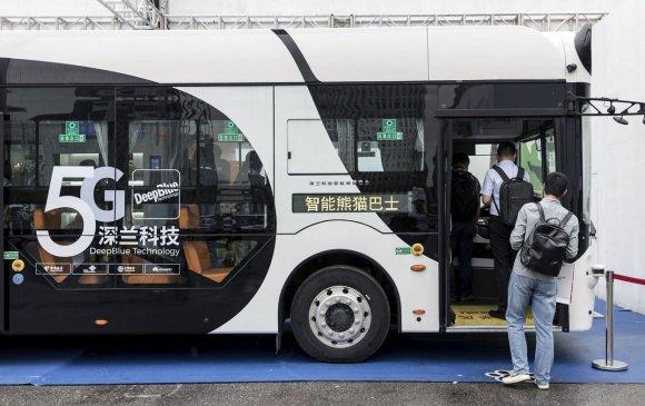 10 их наяд долларын 5G дайнд Хятад ялж байна