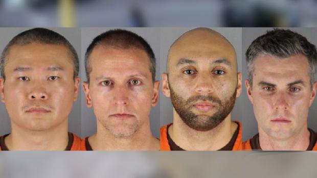 Жорж Флойдыг баривчилсан гурван цагдаа ялаас мултарчээ
