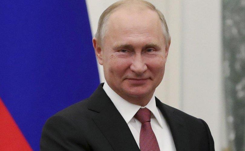 Путин 2036 он хүртэл төр барих эрхтэй боллоо