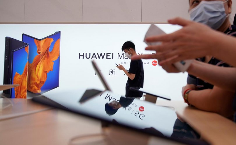 """""""Huawei"""" борлуулалтаараа """"Samsung"""" компанийг гүйцэв"""
