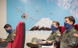 Окинава дахь АНУ-ын цэргийн баазад 136 хүн халдвар авчээ