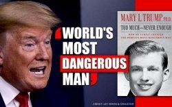 Дэлхийн хамгийн аюултай хүн хэрхэн бүтсэн тухай ном дээд амжилт тогтоов