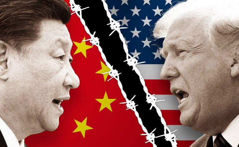 АНУ, Хятадын харилцаа 1979 оноос хойшхи хамгийн муу түвшинд хүрэв