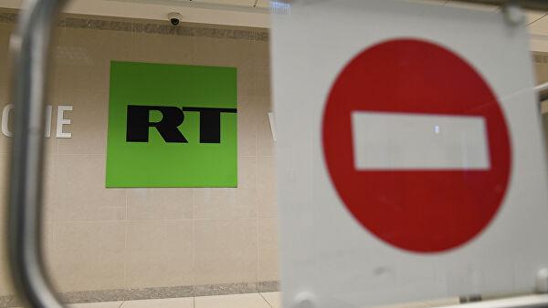 Балтийн хоёр улс Оросын RT сувгийг хориглолоо