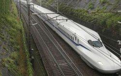 Япон: Газар хөдлөх үед ч аюулгүй зорчих хурдны галт тэрэг явж эхлэв