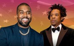 Канье Уэст ерөнхийлөгч болбол Jay-Z дэд ерөнхийлөгч болно