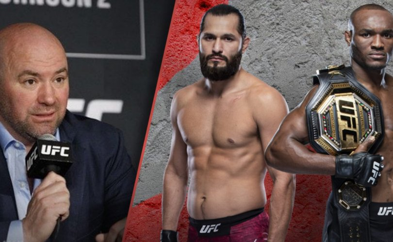 UFC 251: Масвидал Бернсийг орлож Камару Усмантай тулалдана