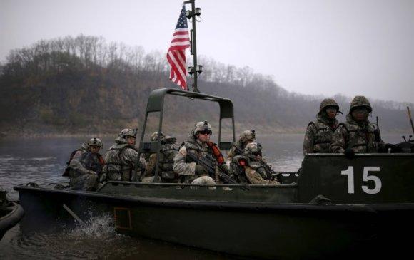 Солонгосын хойг дахь цэргийн тоогоо танах санал гаргажээ
