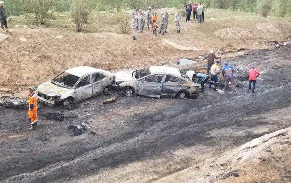 Наадмаар зам тээврийн ослоор 25 хүн нас баржээ