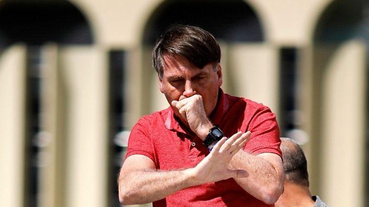 Covid-19: Бразилийн Ерөнхийлөгч эдгэрчээ