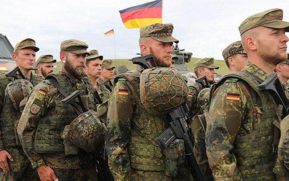 Герман улс хэт үндсэрхэг үзэлт тусгай хүчнээ татан буулгана
