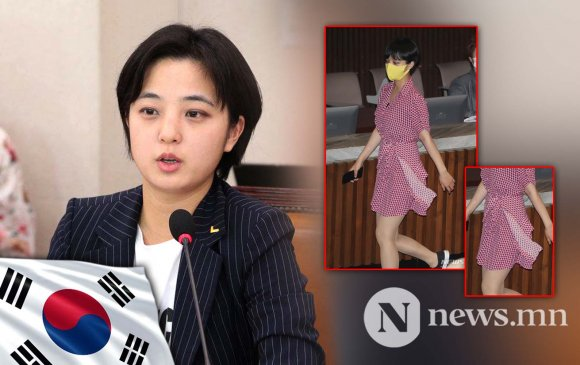 БНСУ-ын парламентын гишүүний хувцаслалт шүүмжлэл дагуулав