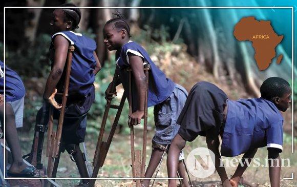 Африк тив саа өвчнөөс бүрэн ангижирснаа зарлалаа