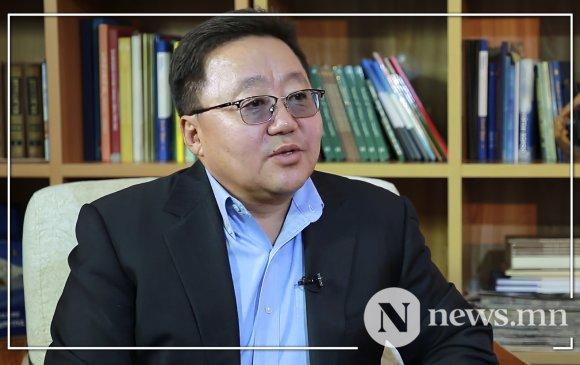 Ц.Элбэгдорж: Монгол хүний төлөө тэмцэлд Хятад надад томдохгүй
