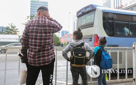 Сурагчид нийтийн тээврээр үйлчлүүлэхээс өөр сонголт алга