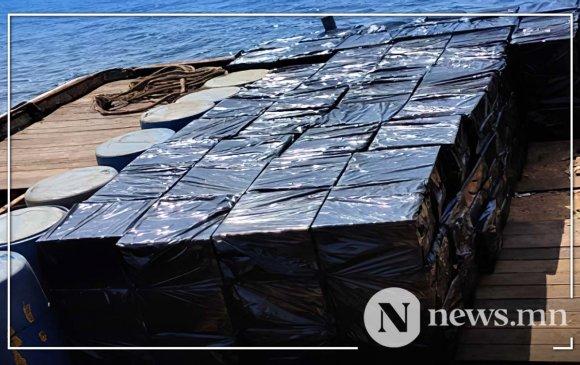 Малайз: Монголын далбаатай онгоц их хэмжээний тамхи тээвэрлэж явжээ