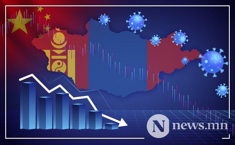 Монгол Улсын эдийн засагт цар тахлын үзүүлж буй нөлөө